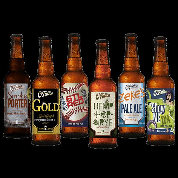 Amerikanisches Craft Beer Set – O'Fallon Brewery