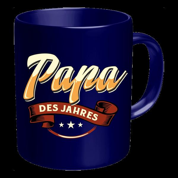 """Tasse """"Papa des Jahres"""""""