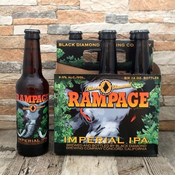 "Bier-Sixpack ""Rampage Imperial IPA"""