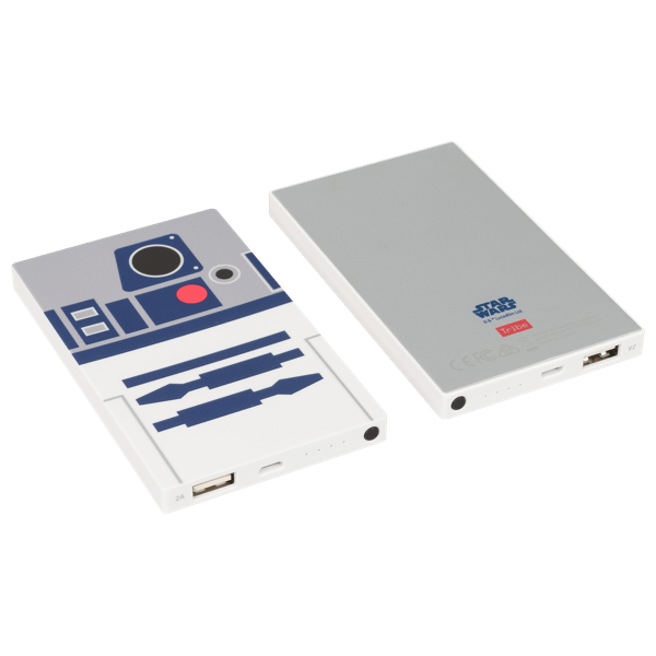 "Star Wars Powerbank ""R2-D2"" 4.000 mAh"