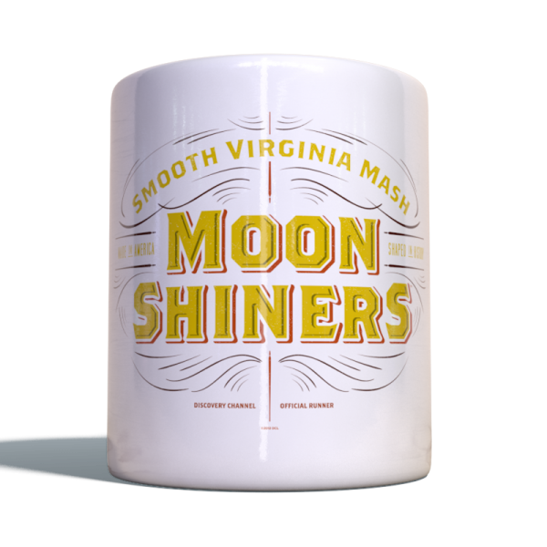 "Moonshiners Becher ""Smooth Virginia Mash"""