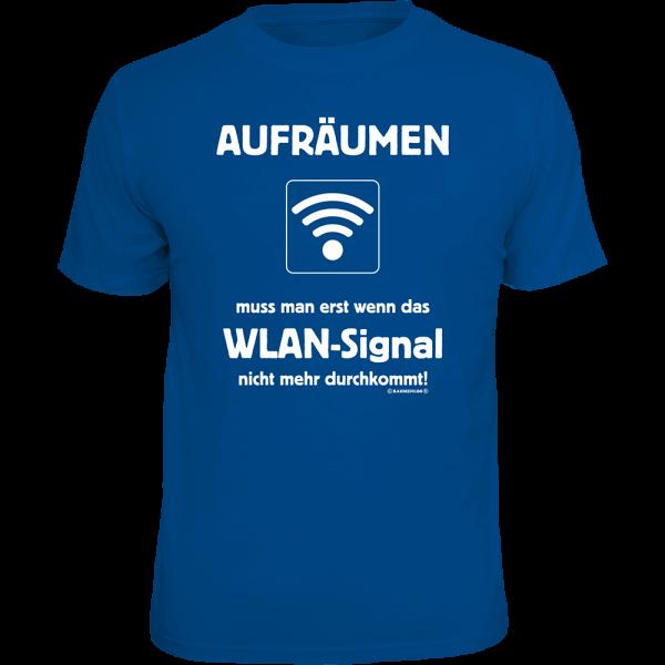 """T-Shirt """"Aufräumen"""""""