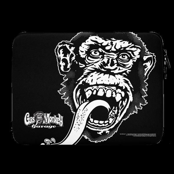 "Gas Monkey Garage Notebookhülle ""Big Monkey"""