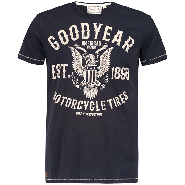 "Goodyear T-Shirt ""Kansas"""