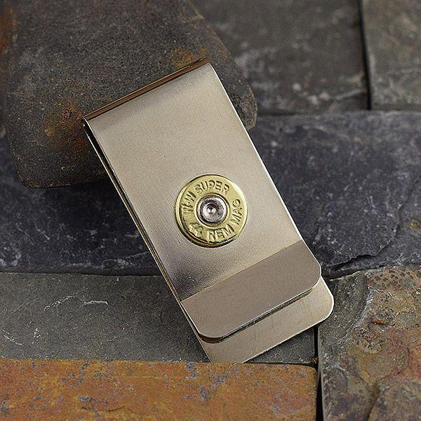 """Geldklammer """"44 Magnum Hülse"""""""