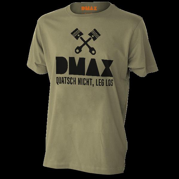 """DMAX T-Shirt """"Sprücheklopfer"""""""