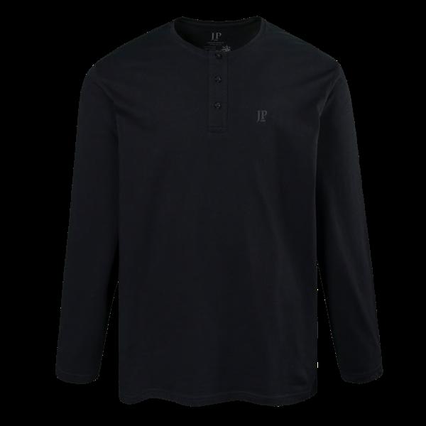 Henley Langarm Shirt von JP1880