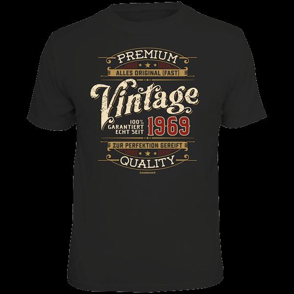 "T-Shirt ""Vintage - 1969"""