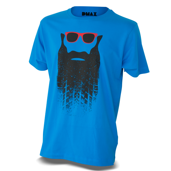 "Fast N' Loud T-Shirt ""Beard"""