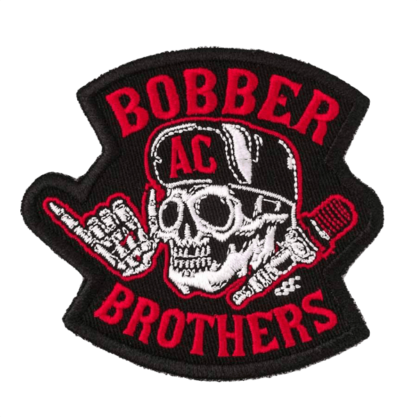"Patch ""Original Logo"" von Bobber Brothers"