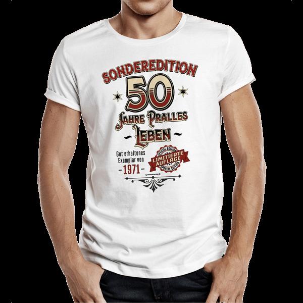 "T-Shirt ""Sonderedition 1971"""