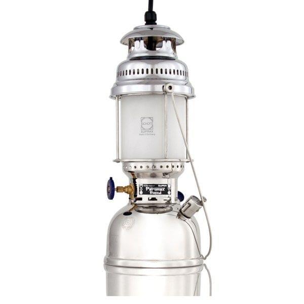 Petromax HK500 Elektro-Deckenlampe verchromt