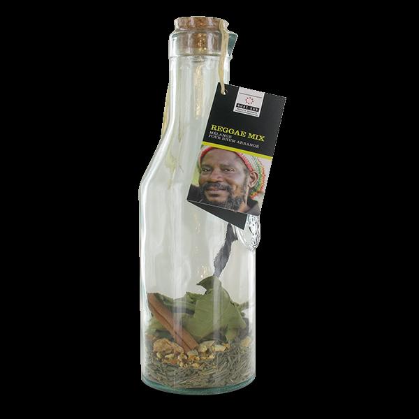 "Rumzubereitung ""Reggae Mix"" inkl. Flasche"