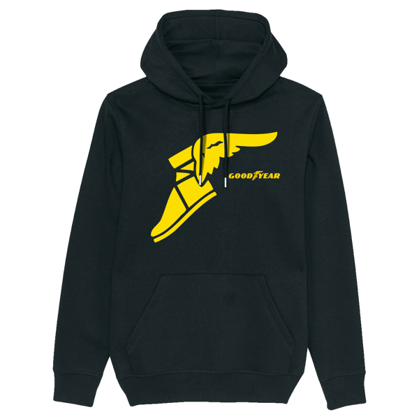 "Goodyear Hoody ""Wing"""