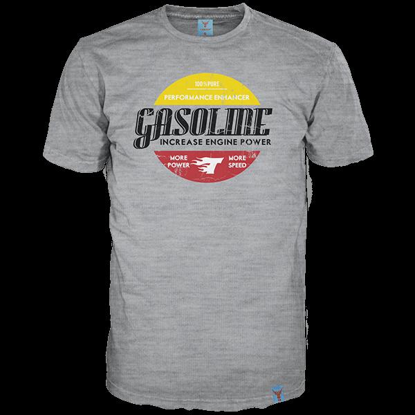 "T-Shirt ""Gasoline"""