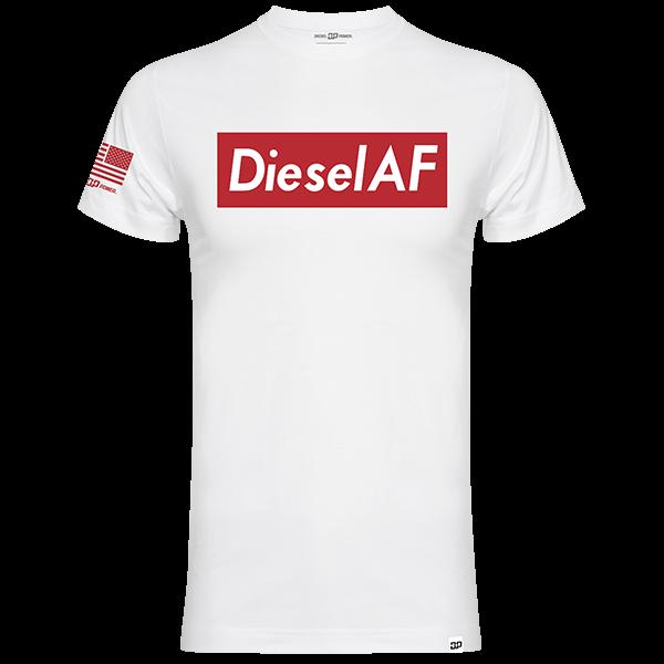 """Diesel Power Gear T-Shirt """"Diesel AF"""""""