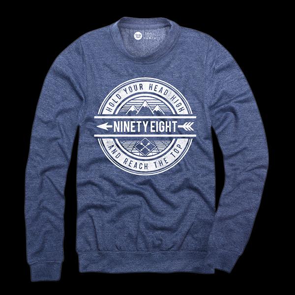 """Sweatshirt """"The Top"""""""