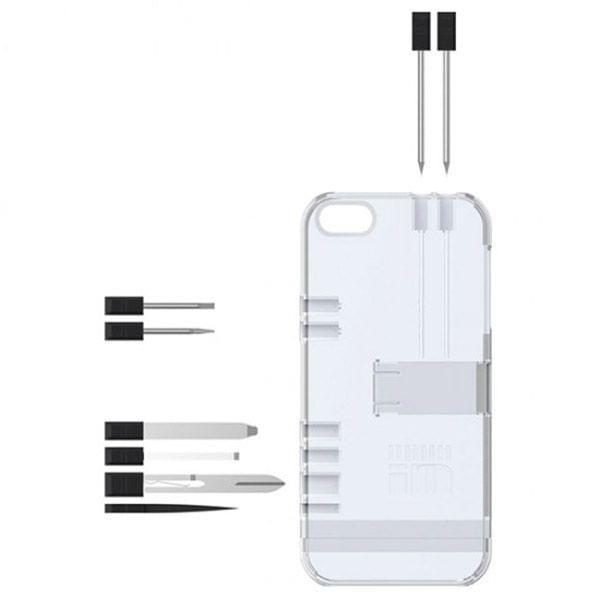9-in-1 Multitool-Schutzhülle für iPhone 5 / 5s
