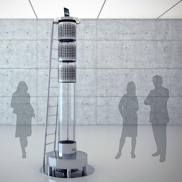 Der größte iPhone-Lautsprecher der Welt (15.200 Watt)