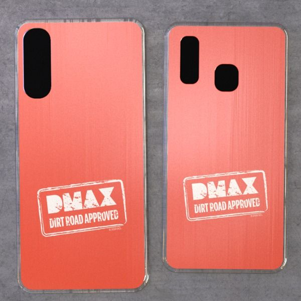 """DMAX Cover """"Dirt"""" für Samsung Galaxy A Modelle"""