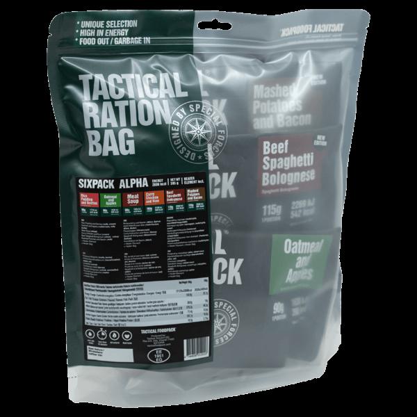 "Tactical Foodpack ""2-Tage-Set Alpha"""