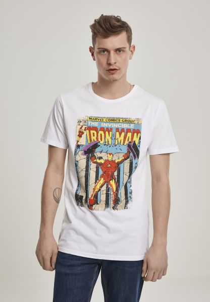 Iron Man Cover T-Shirt