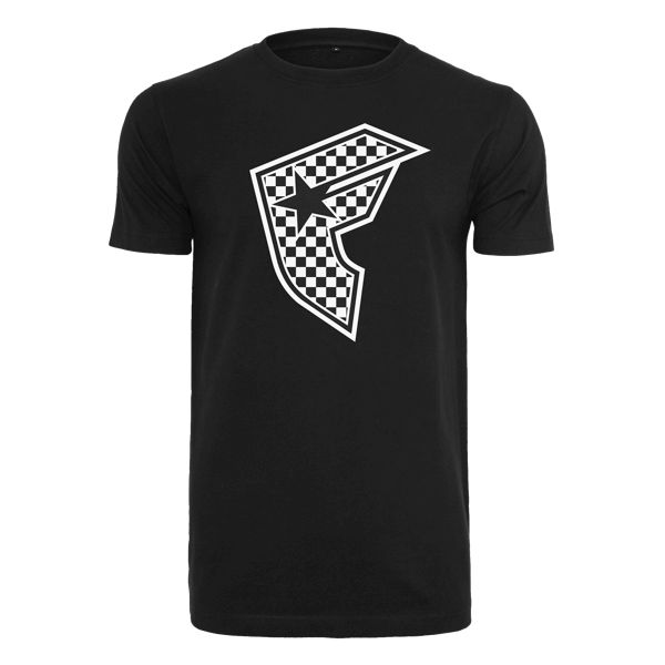 Famous Checker Badge T-Shirt