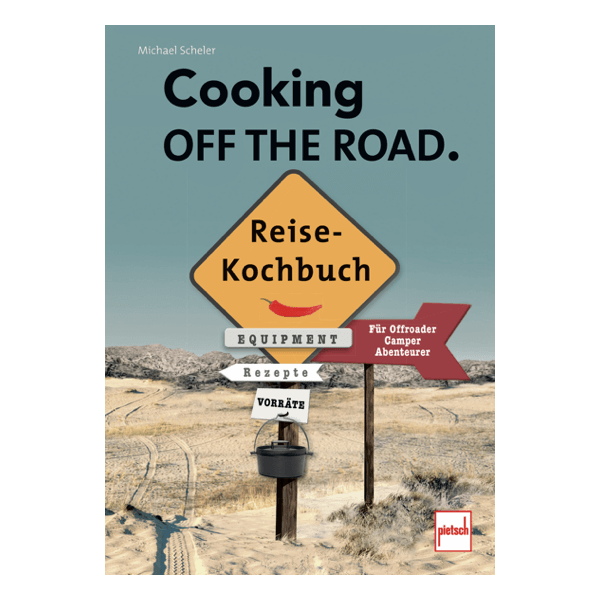 Cooking off the road