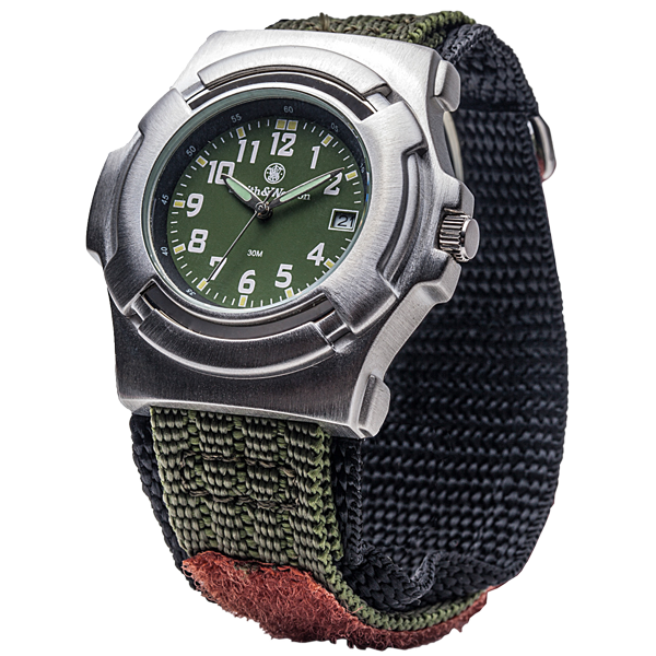"S&W Armbanduhr Modell ""Basic"""