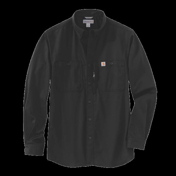 Stretch-Hemd mit Reißverschlusstasche von Carhartt