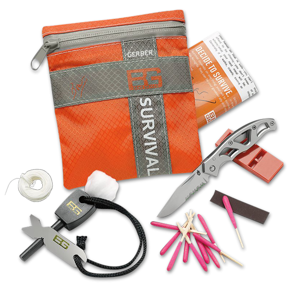 Bear Grylls Survival Basic Kit