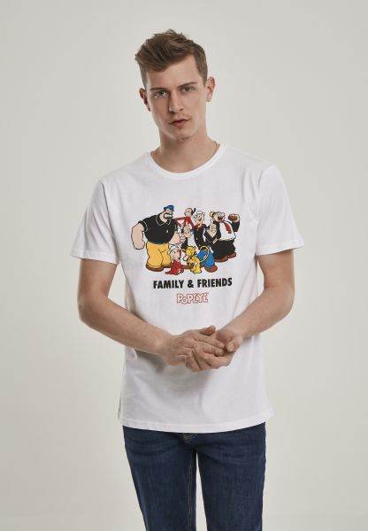 Popeye Family & Friends T-Shirt