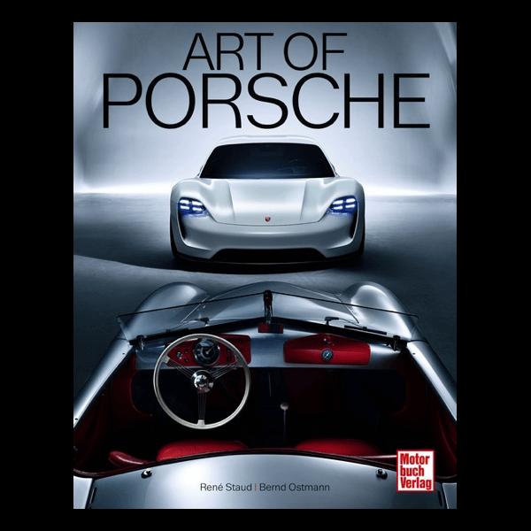 Art of Porsche – Legendäre Sportwagen