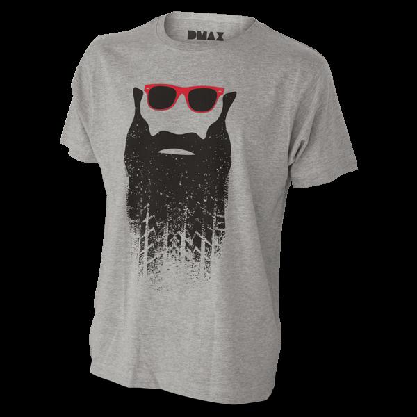 """Fast N' Loud T-Shirt """"Beard"""""""