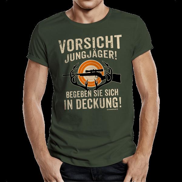 """T-Shirt """"Jungjäger"""""""