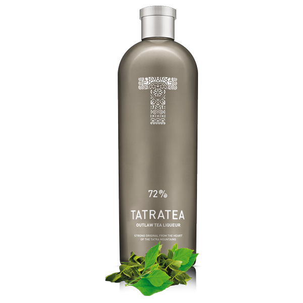Tatratea - Outlaw Tea Liqueur 72% Vol.