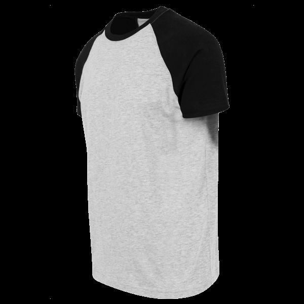 Raglan T-Shirt Contrast von Urban Classics