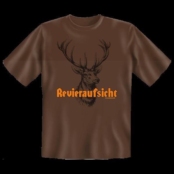 """T-Shirt """"Revieraufsicht"""""""