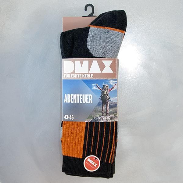 """DMAX Socken """"Abenteuer"""" (2 Paar)"""