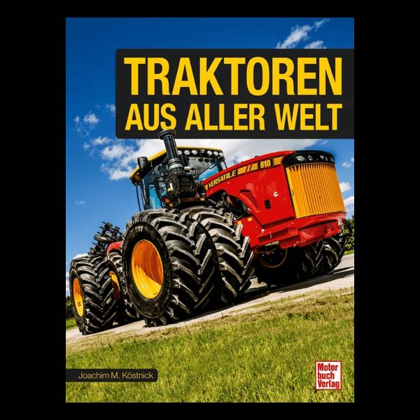 Traktoren aus aller Welt