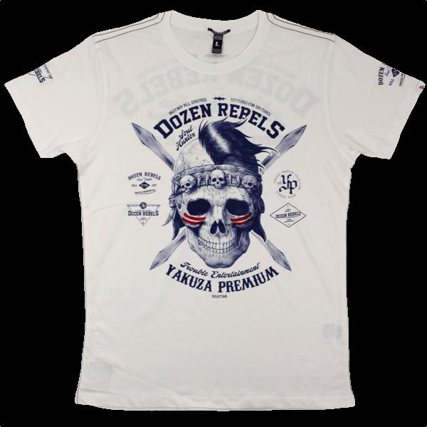 "Yakuza Premium T-Shirt ""Indian Dozen Rebels"""