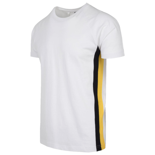 "Raglan T-Shirt ""Side Stripe"" von Urban Classics"