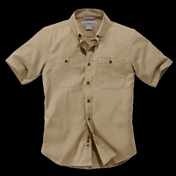 Kurzarm Stretch-Hemd von Carhartt