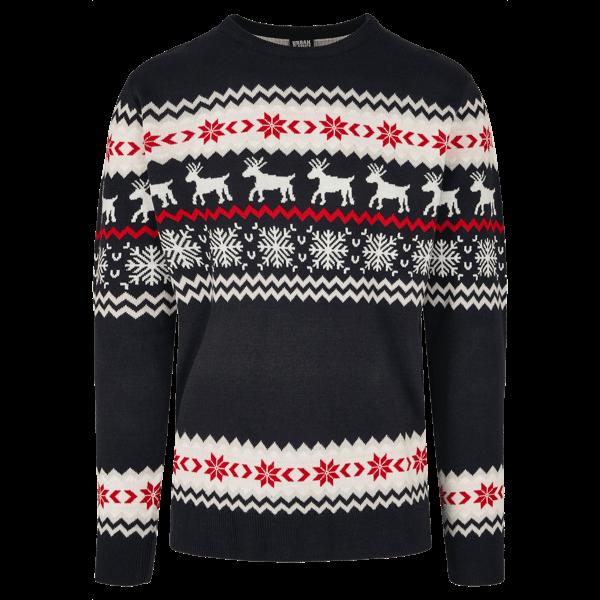 Norwegischer Weihnachtspulli
