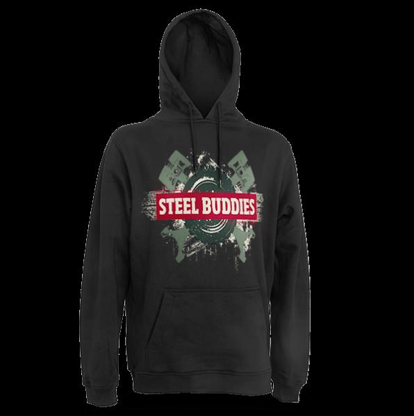 """Steel Buddies Hoody """"Logo"""""""