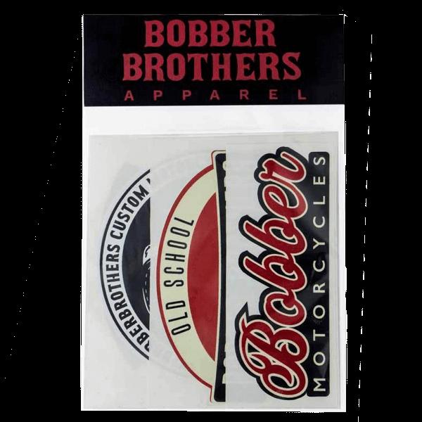 "Aufkleber-Set ""Motorcycle"" von Bobberbrothers"