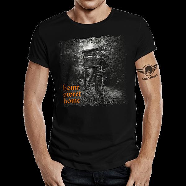 "T-Shirt ""Home Sweet Home"""