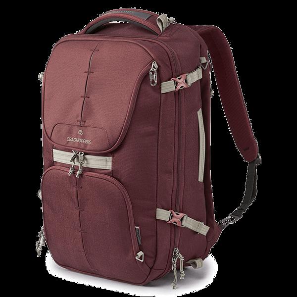 40 Liter Hybrid Reisetasche / Rucksack von Craghoppers
