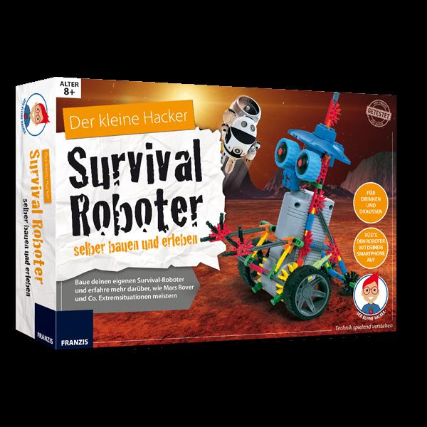 Baubox: Survival Roboter