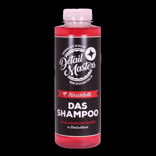 DetailMasters Shampoo und Waschhandschuh